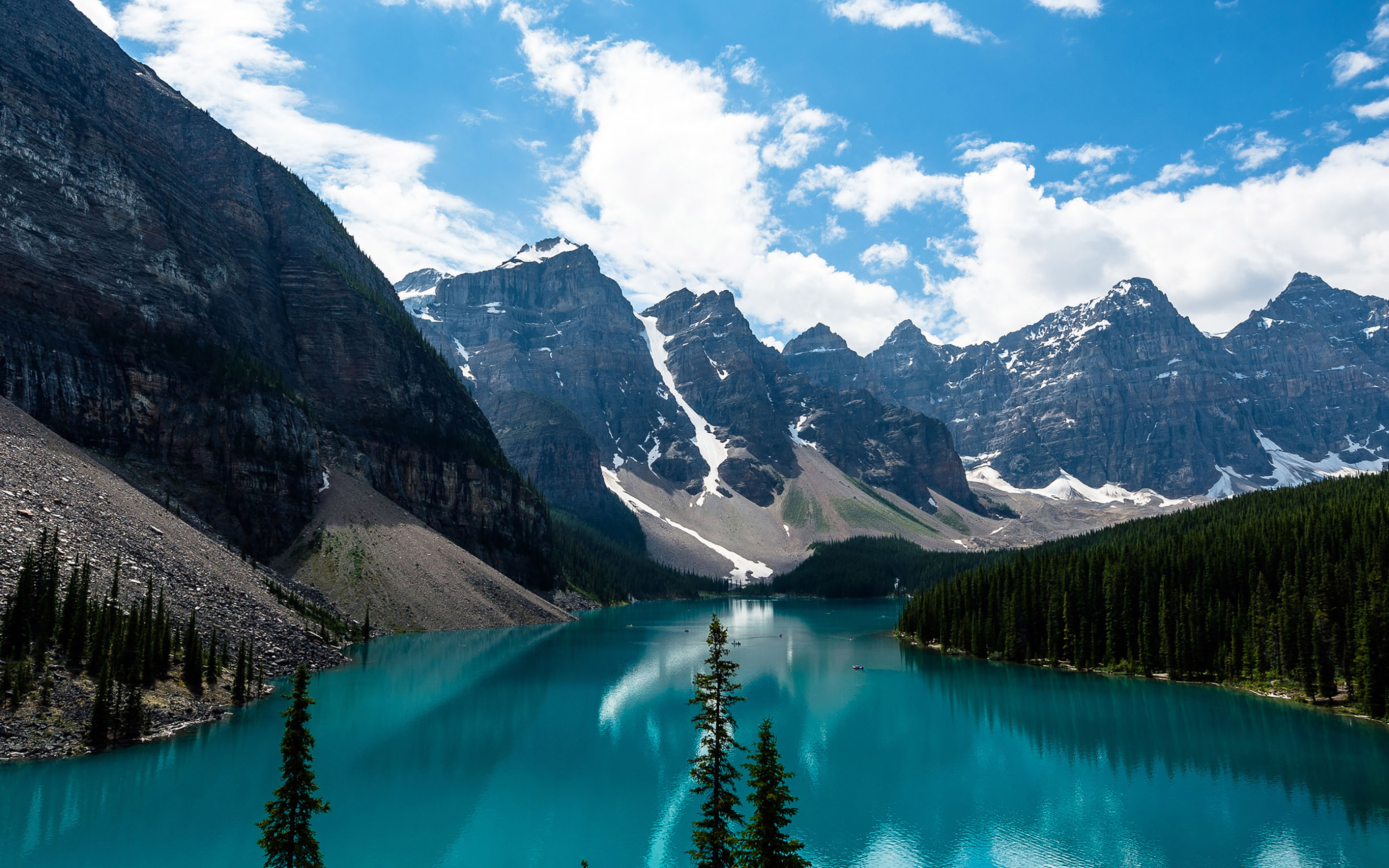 Mc33 Wallpaper Emerald Lake Canada Mountain Wallpaper