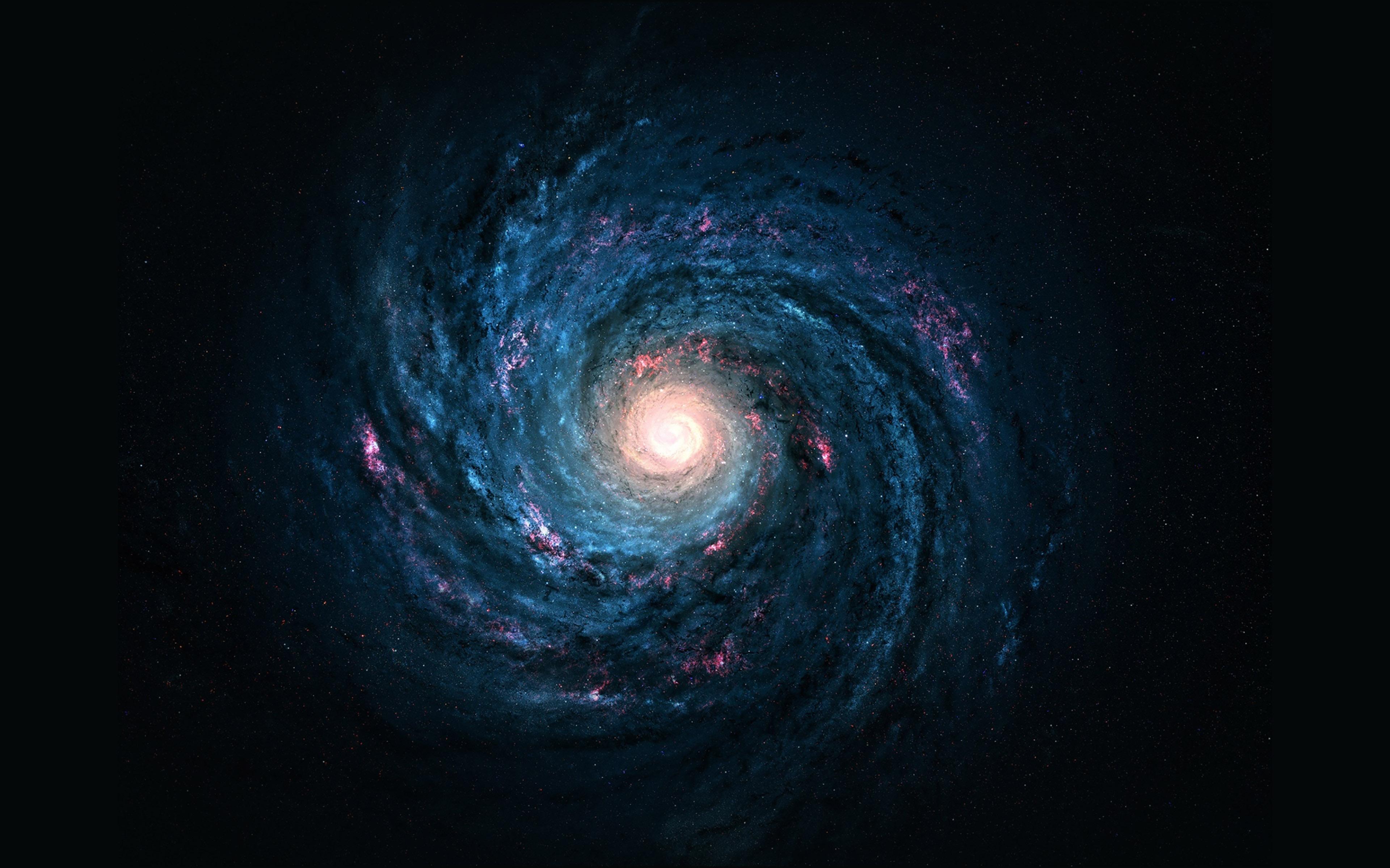 Spiral Galaxy Art 4k Wallpapers: Mc41-wallpaper-space-galaxy-stars-milky-way