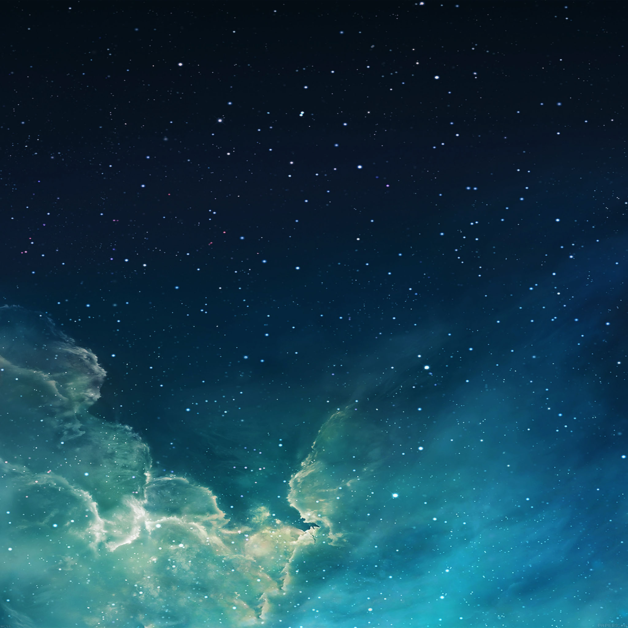 mc56 wallpaper galaxy blue 7 starry star sky   papers co