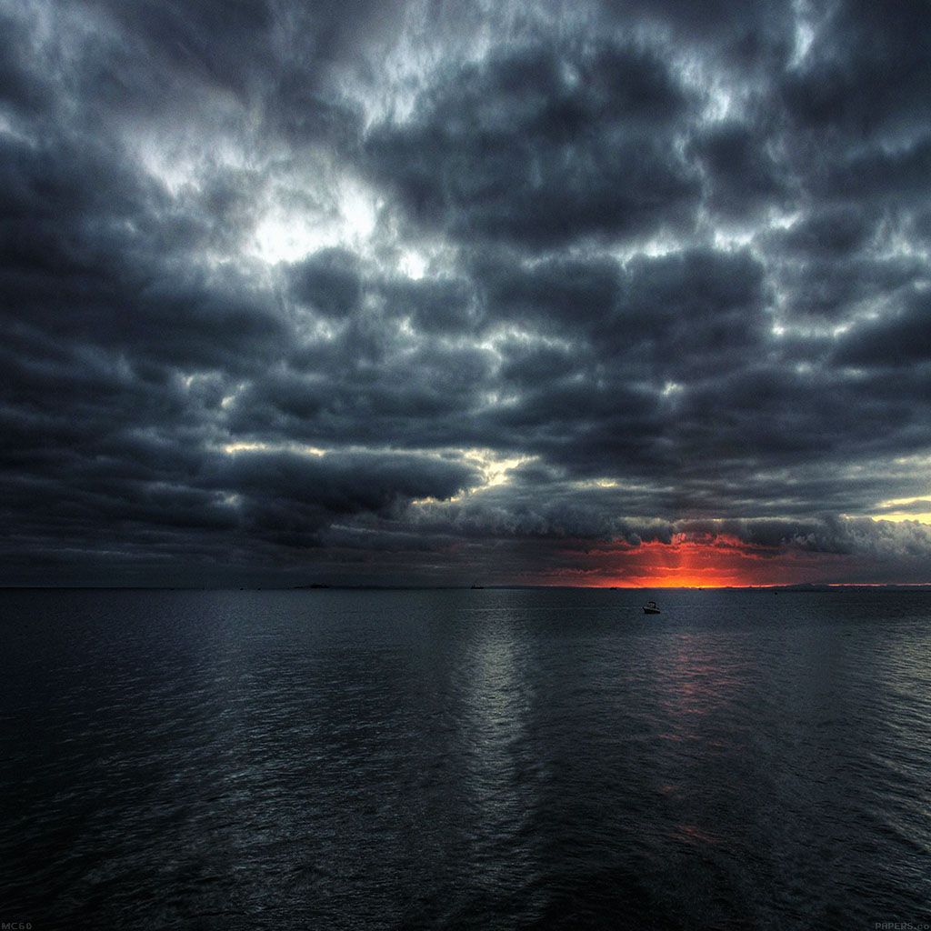Mc60-wallpaper-dark-sea-storm-night-ocean