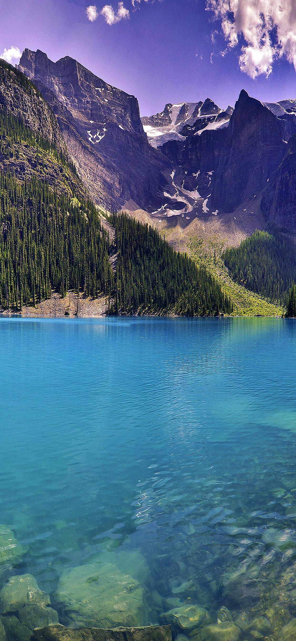 iPhoneXpapers.com-Apple-iPhone-wallpaper-mc63-wallpaper-green-dive-lake-river-nature-mountain