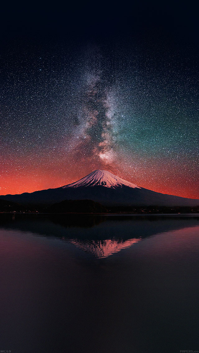 daily-best mountain sea sky space