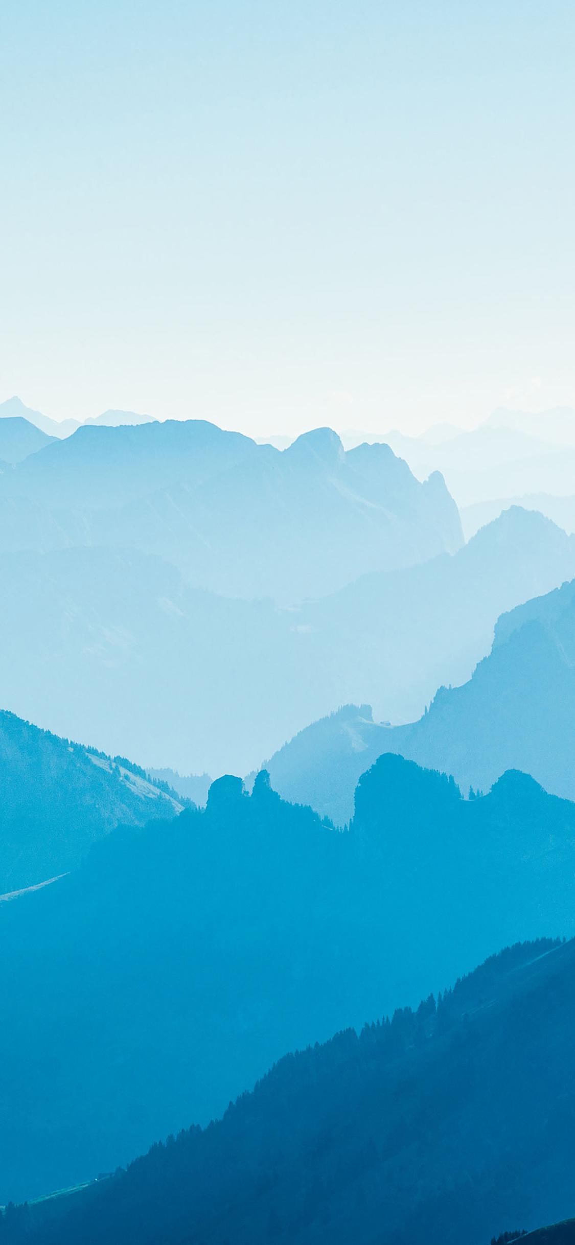 Mc78 Wallpaper Blue Mountains Wallpaper