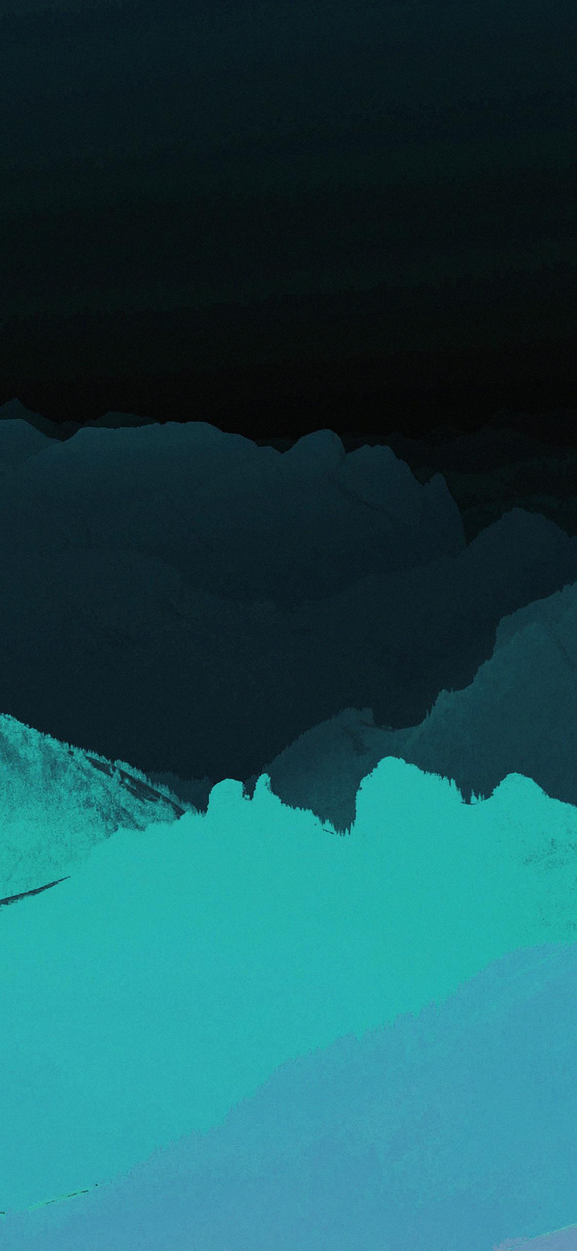 Mc79 Wallpaper Dark Blue Mountains Wallpaper