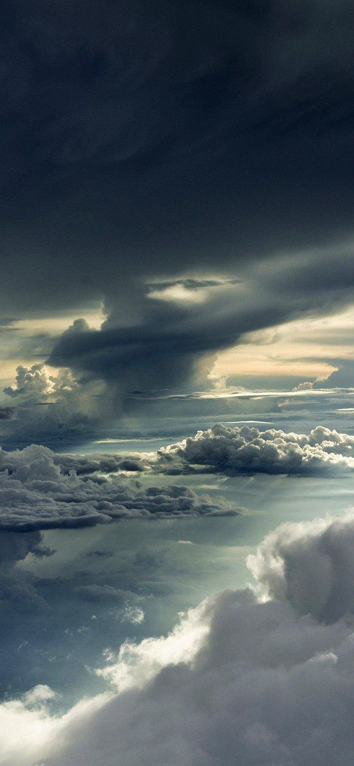 iPhoneXpapers.com-Apple-iPhone-wallpaper-mc83-wallpaper-between-storm-clouds-sky