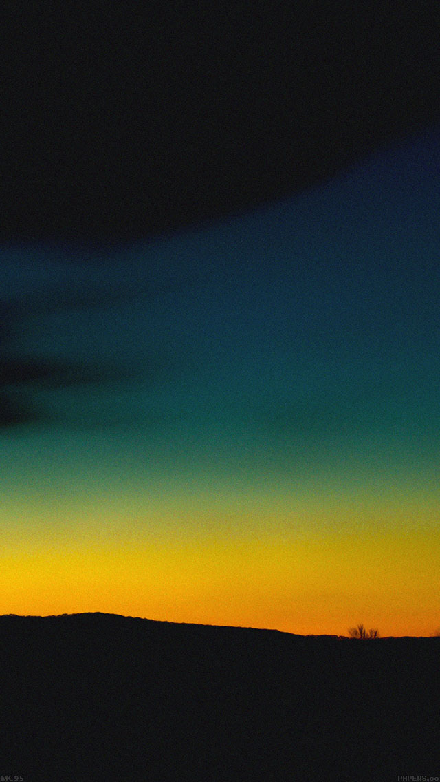 freeios8.com-iphone-4-5-6-ipad-ios8-mc95-wallpaper-orange-green-sky-sunset-nature
