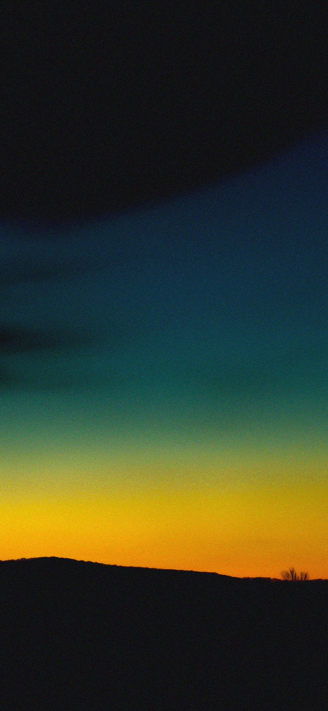 iPhoneXpapers.com-Apple-iPhone-wallpaper-mc95-wallpaper-orange-green-sky-sunset-nature
