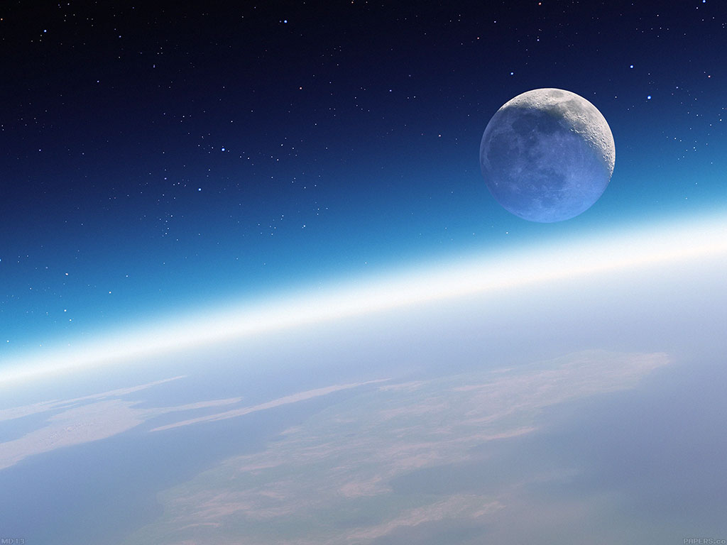 md13-wallpaper-earth-horizon-in-space - Papers.co