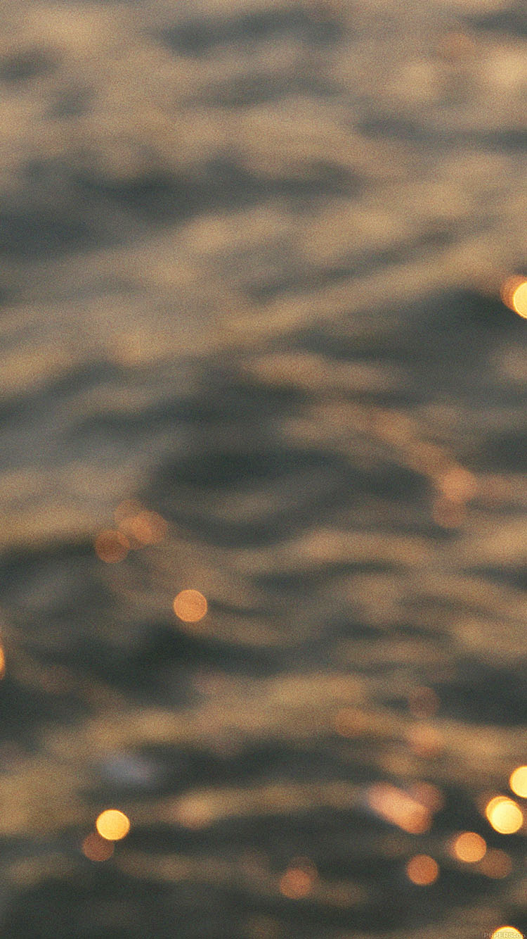 iPhonepapers.com-Apple-iPhone8-wallpaper-md18-wallpaper-night-lake-golden-bokeh-blur