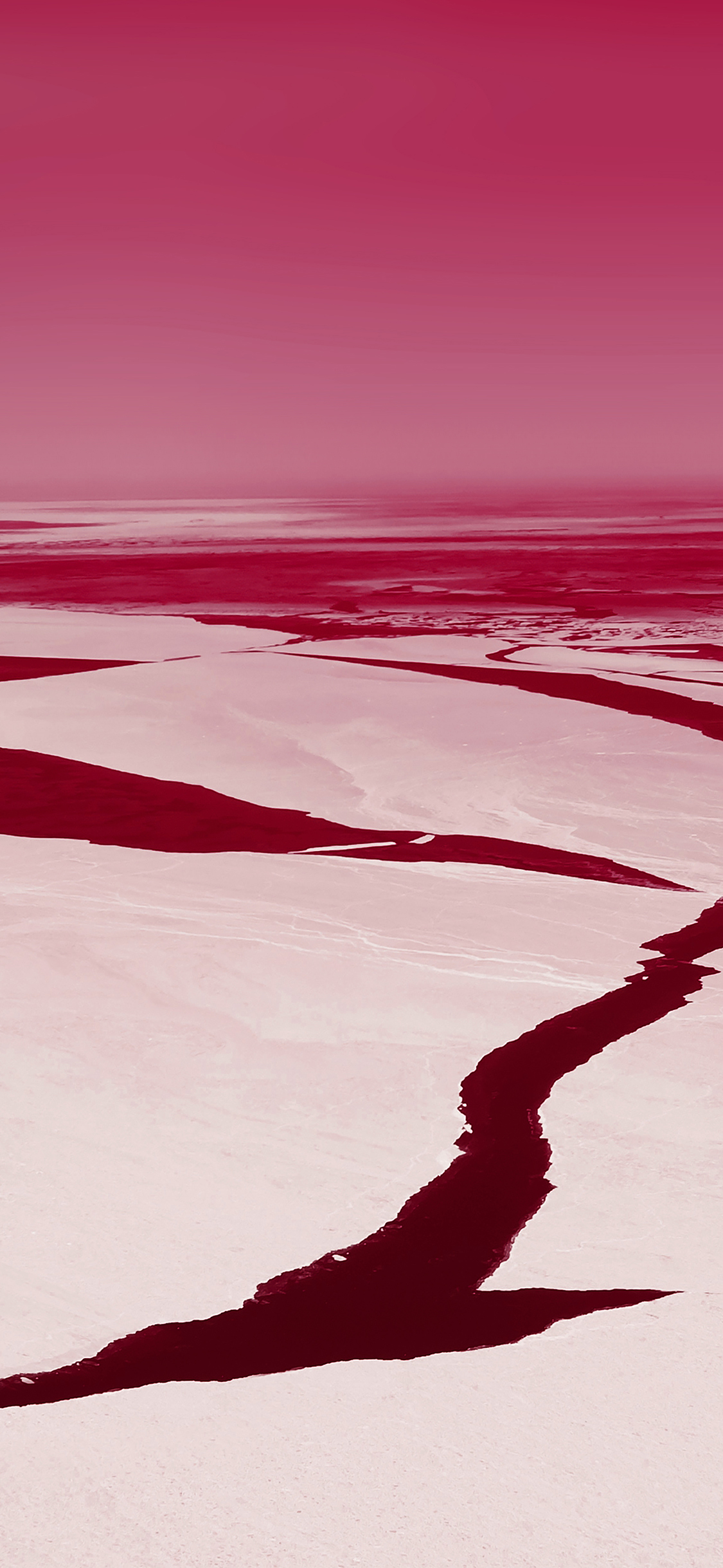 iPhoneXpapers.com-Apple-iPhone-wallpaper-md28-wallpaper-ice-red-river-white-sea