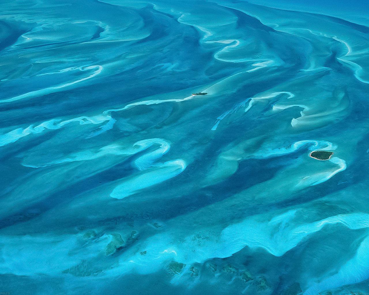 blue ocean essays