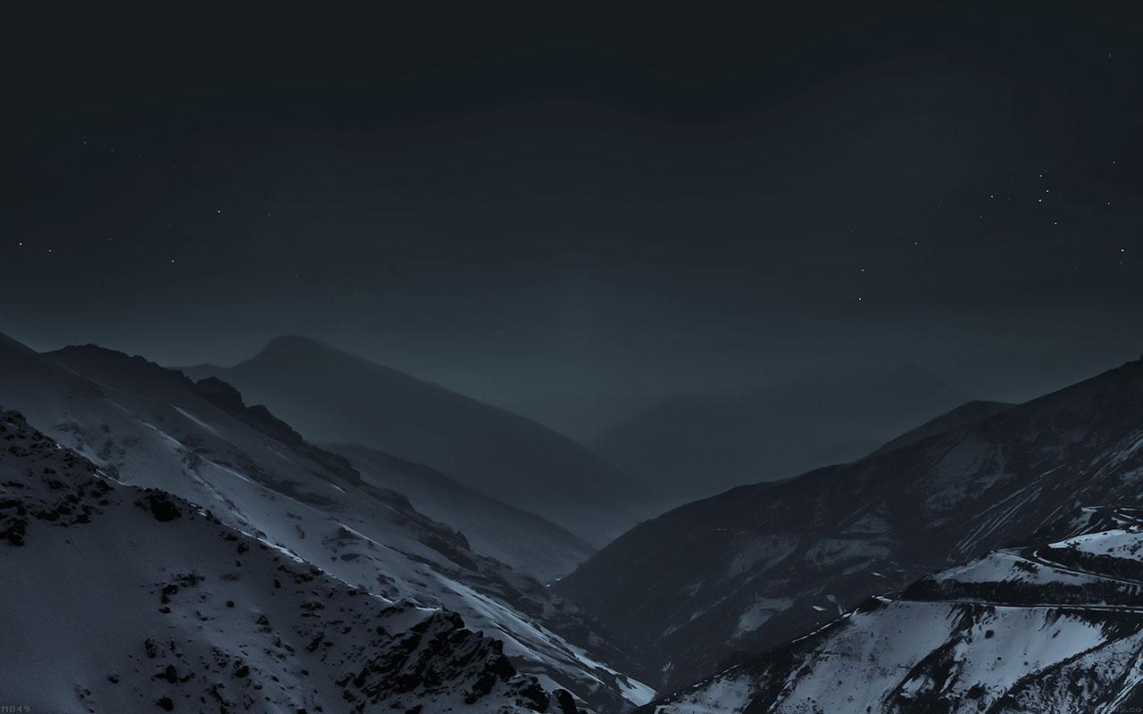 md49-wallpaper-nature-earth-dark-asleep-mountain-night ...