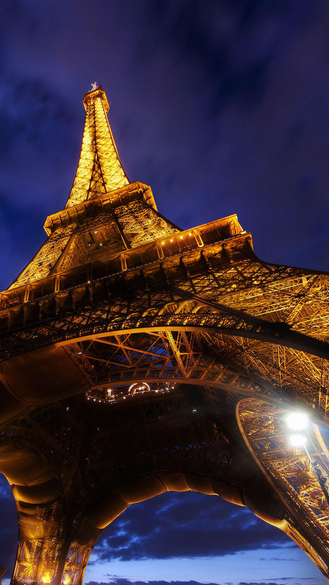 Iphone6papers Md66 Eiffel Tower Paris