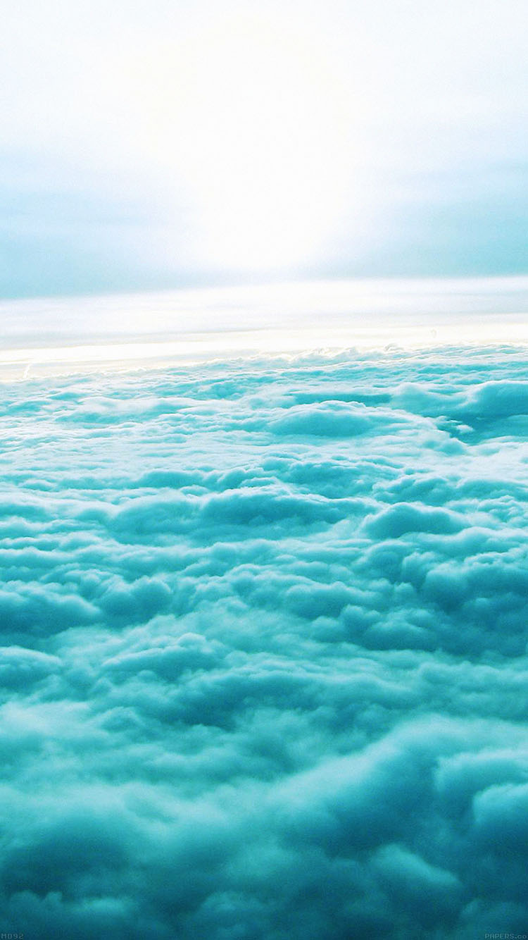 iPhonepapers.com-Apple-iPhone8-wallpaper-md92-fly-through-the-clouds-sky-blur