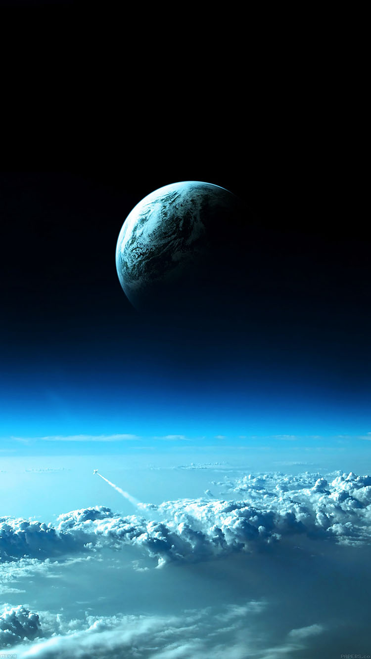 papers.co me20 earth view from earth space 33 iphone6 wallpaper