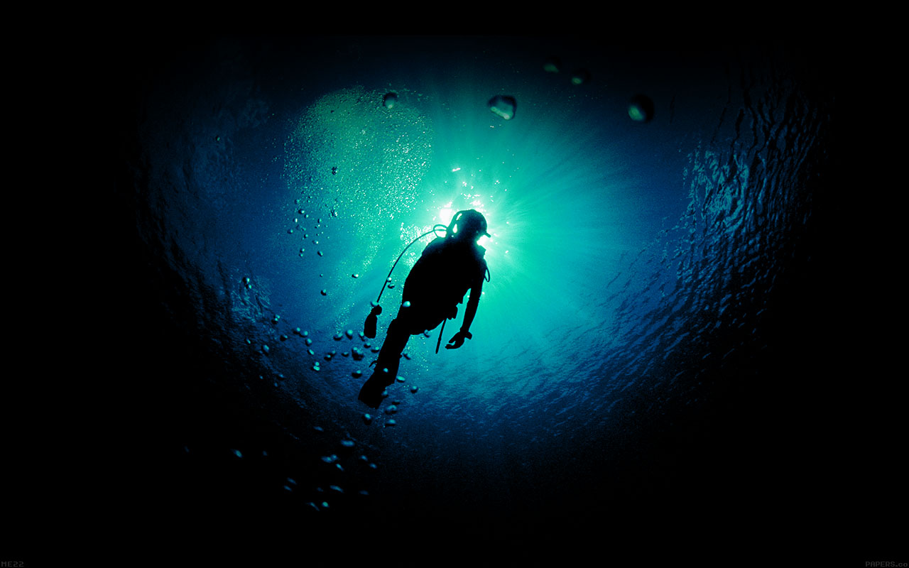 wallpaper for desktop, laptop | me22-deep-blue-green-ocean ...