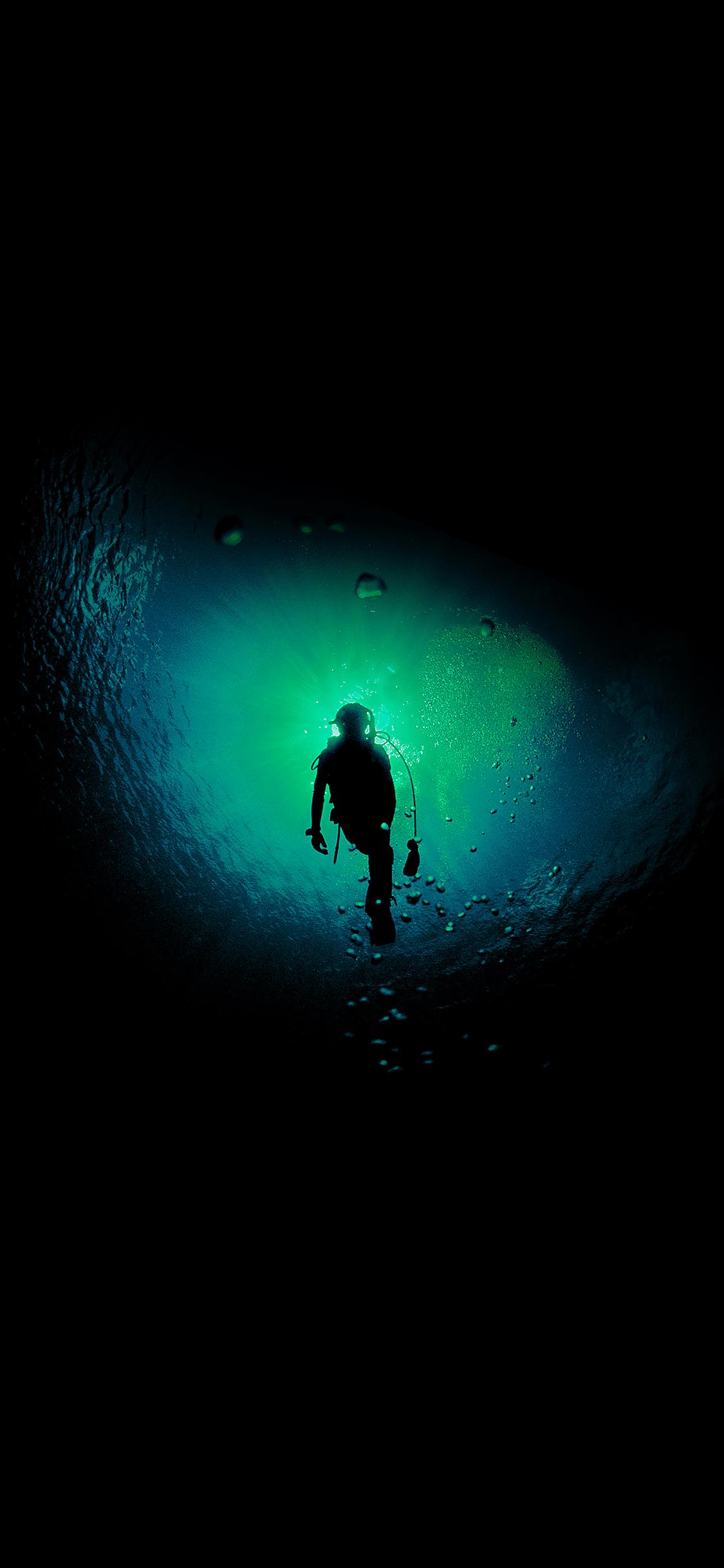 iPhoneXpapers.com-Apple-iPhone-wallpaper-me23-deep-blue-dark-ocean-dive