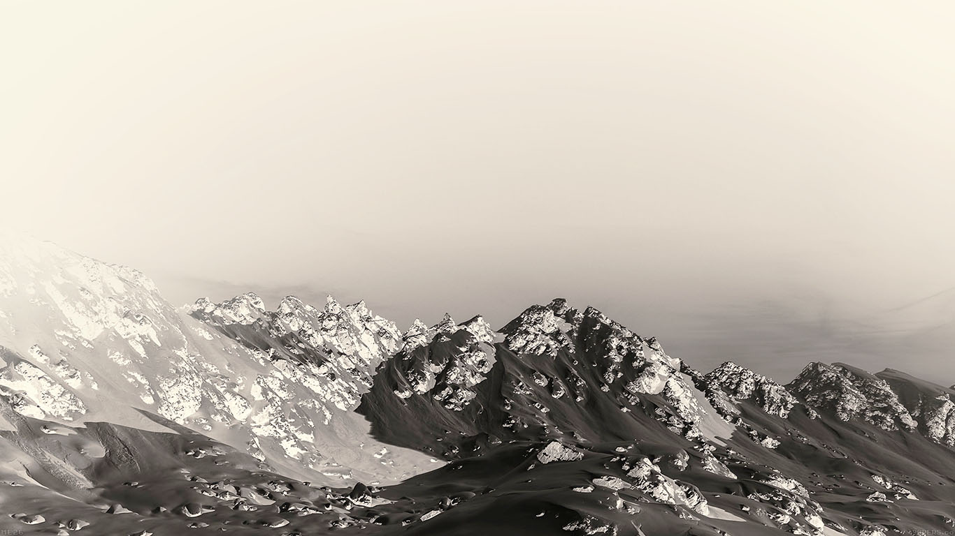iPapers.co-Apple-iPhone-iPad-Macbook-iMac-wallpaper-me26-snow-mountain-old-sefia-nature
