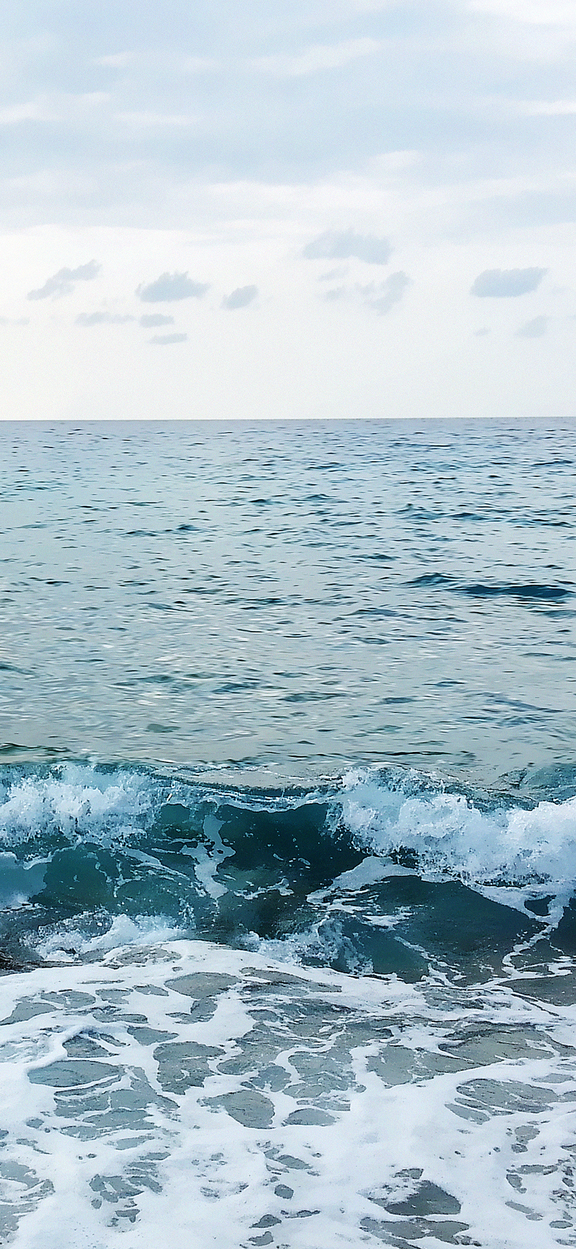 iPhoneXpapers.com-Apple-iPhone-wallpaper-me54-waves-in-sumer-day-nature