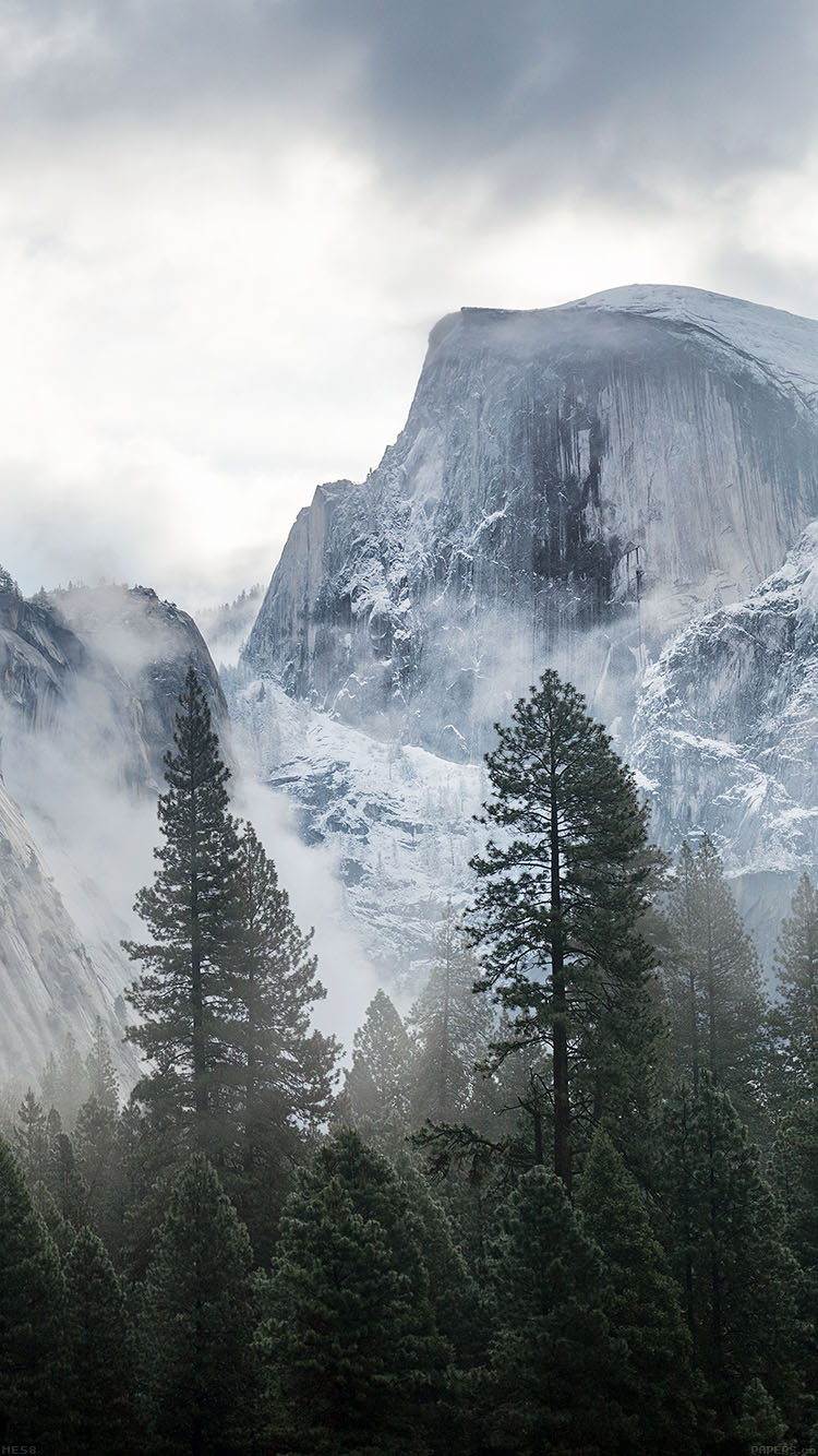 iPhone6papers.co-Apple-iPhone-6-iphone6-plus-wallpaper-me58-yosemite-snow-mountain-nature