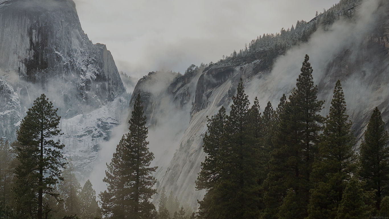 iPapers.co-Apple-iPhone-iPad-Macbook-iMac-wallpaper-me59-yosemite-snow-dark-mountain-nature