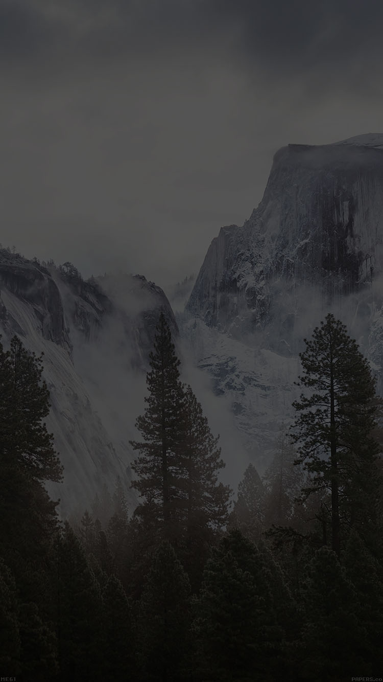 iPhone7papers.com-Apple-iPhone7-iphone7plus-wallpaper-me61-yosemite-snow-black-mountain-nature