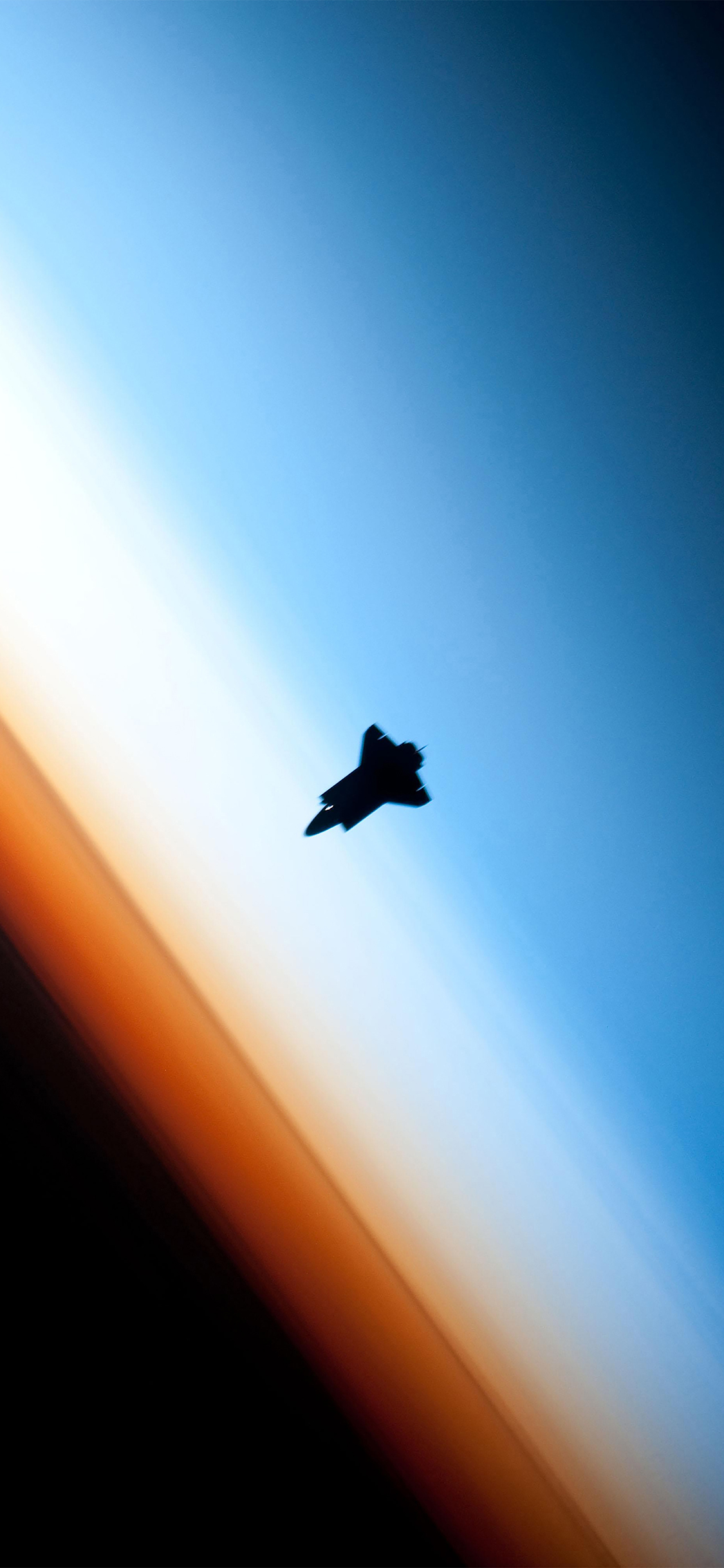 iPhoneXpapers.com-Apple-iPhone-wallpaper-me75-endeavor-horizon-spaceship-from-space