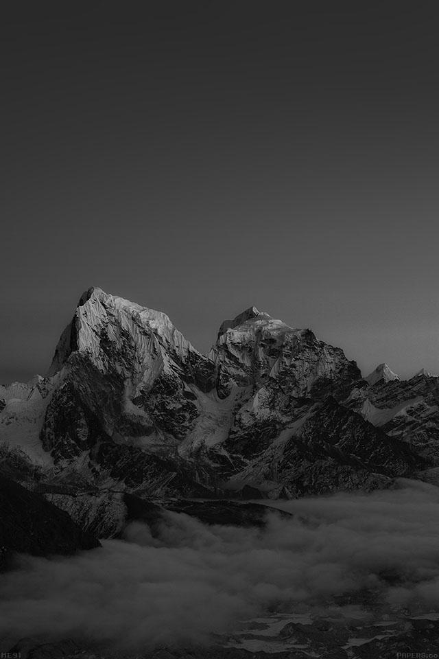 freeios7.com-iphone-4-iphone-5-ios7-wallpaperme91-himalaya-sunset-dark-mountain-art-iphone4