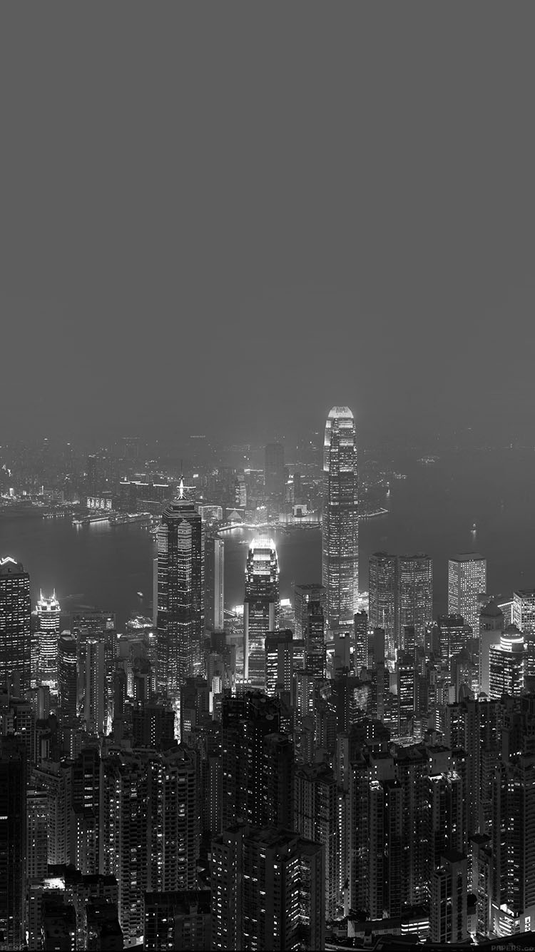 iPhonepapers.com-Apple-iPhone8-wallpaper-me98-skyline-hongkong-dark-city-night-live
