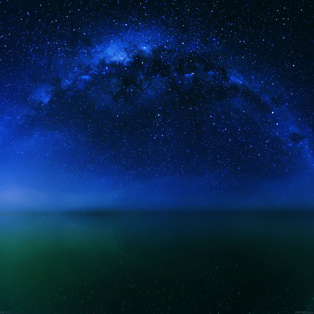 Nadia sea sky space
