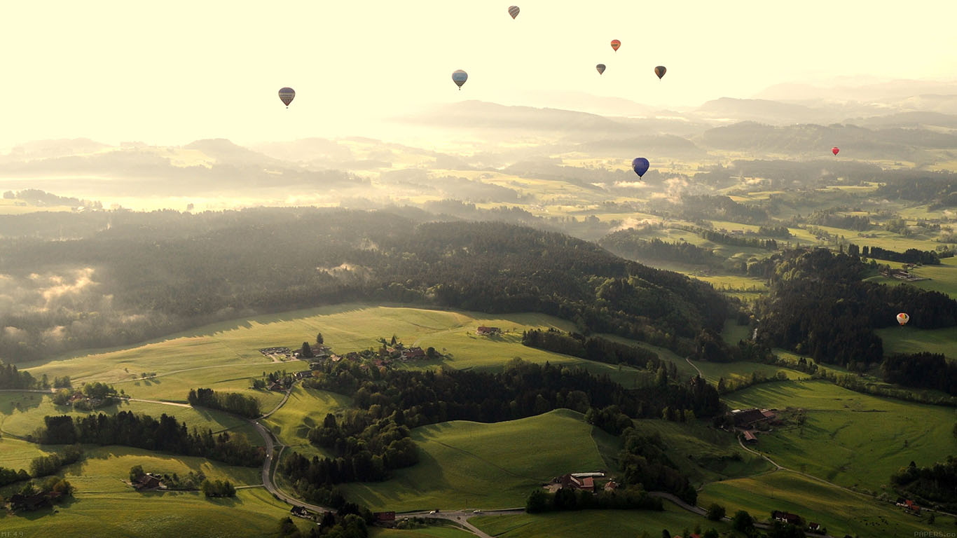 iPapers.co-Apple-iPhone-iPad-Macbook-iMac-wallpaper-mf49-balloon-party-green-mountain-nature-wallpaper