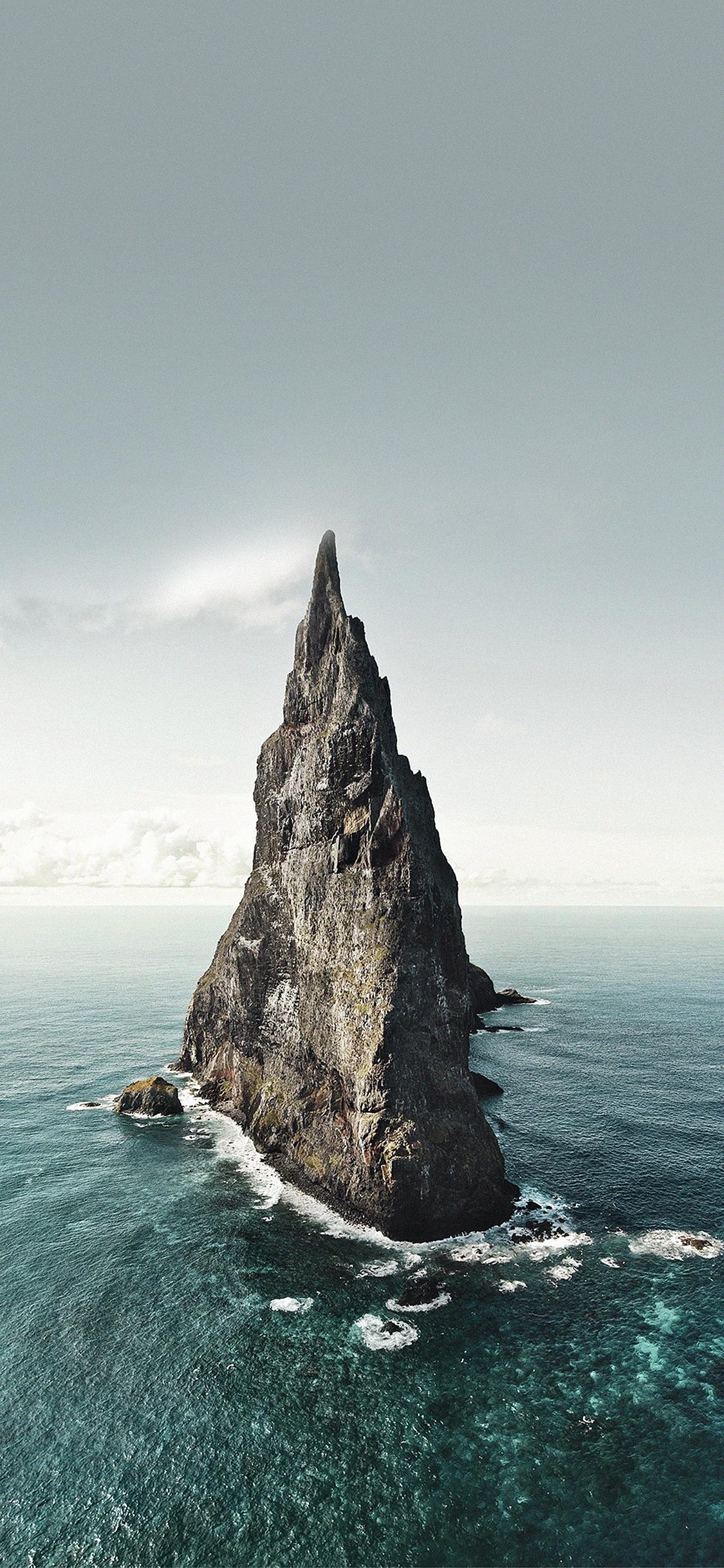 iPhoneXpapers.com-Apple-iPhone-wallpaper-mf61-island-of-papillon-sea-ocean-nature