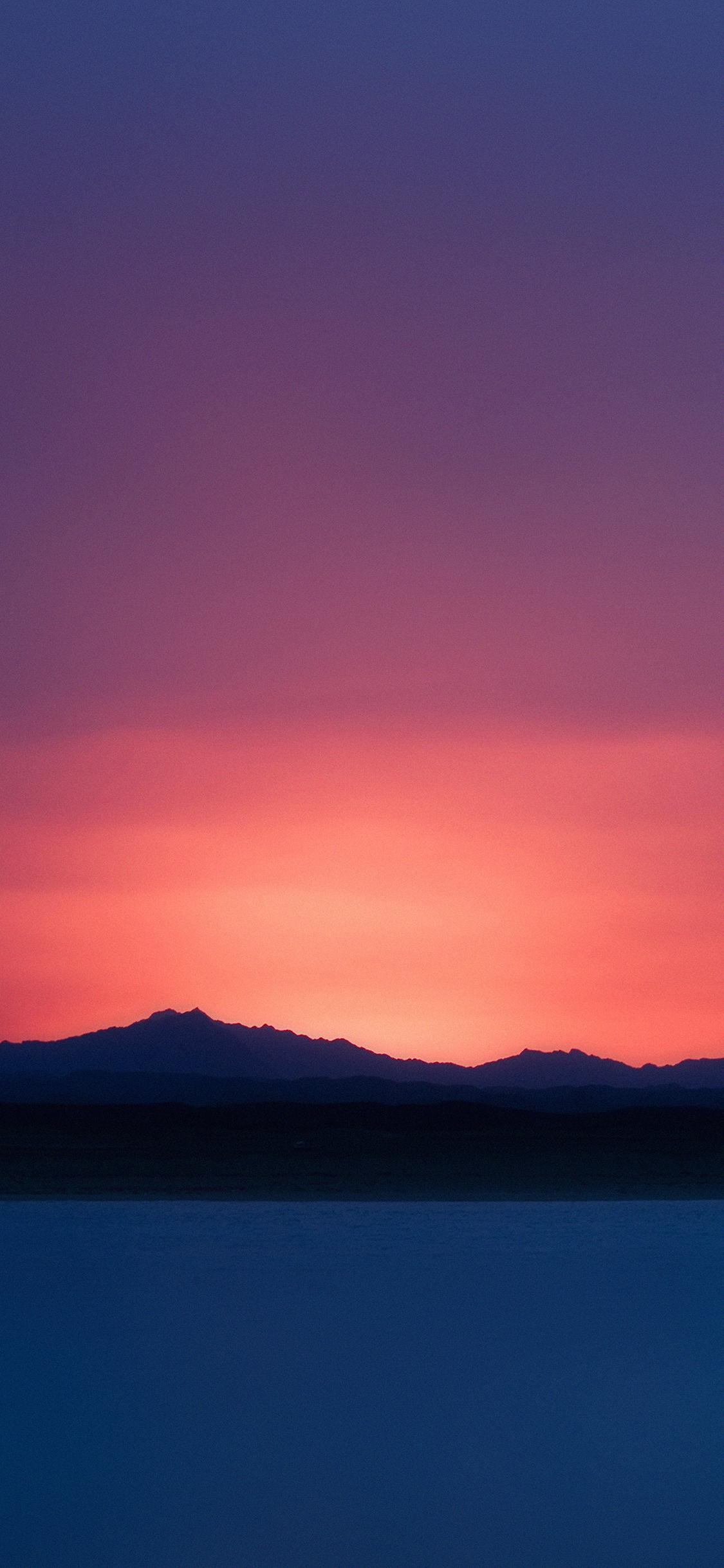 iPhoneXpapers.com-Apple-iPhone-wallpaper-mf70-sunset-lake-mountain-dark-night