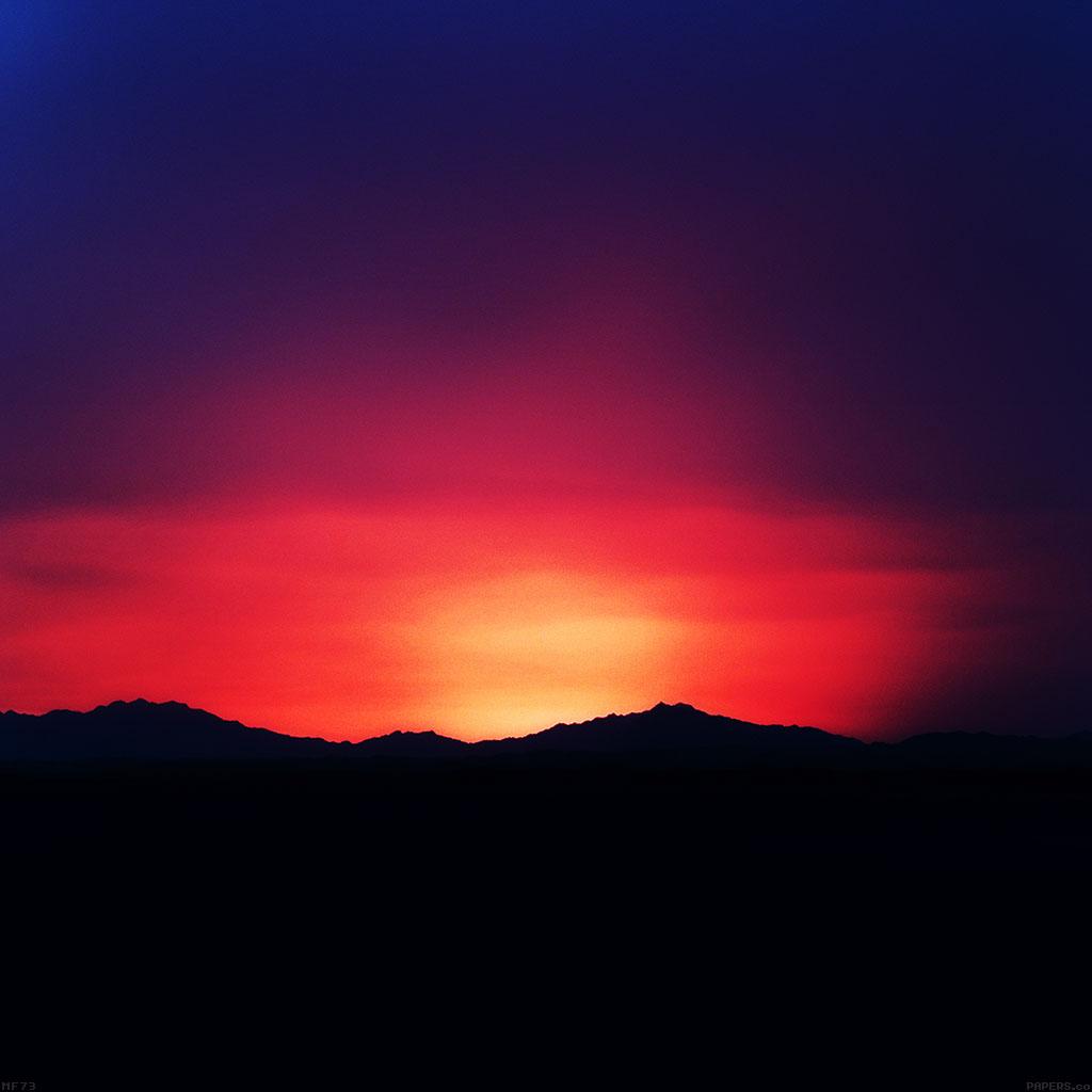 Mf73-sunset-lake-in-dark-mountain