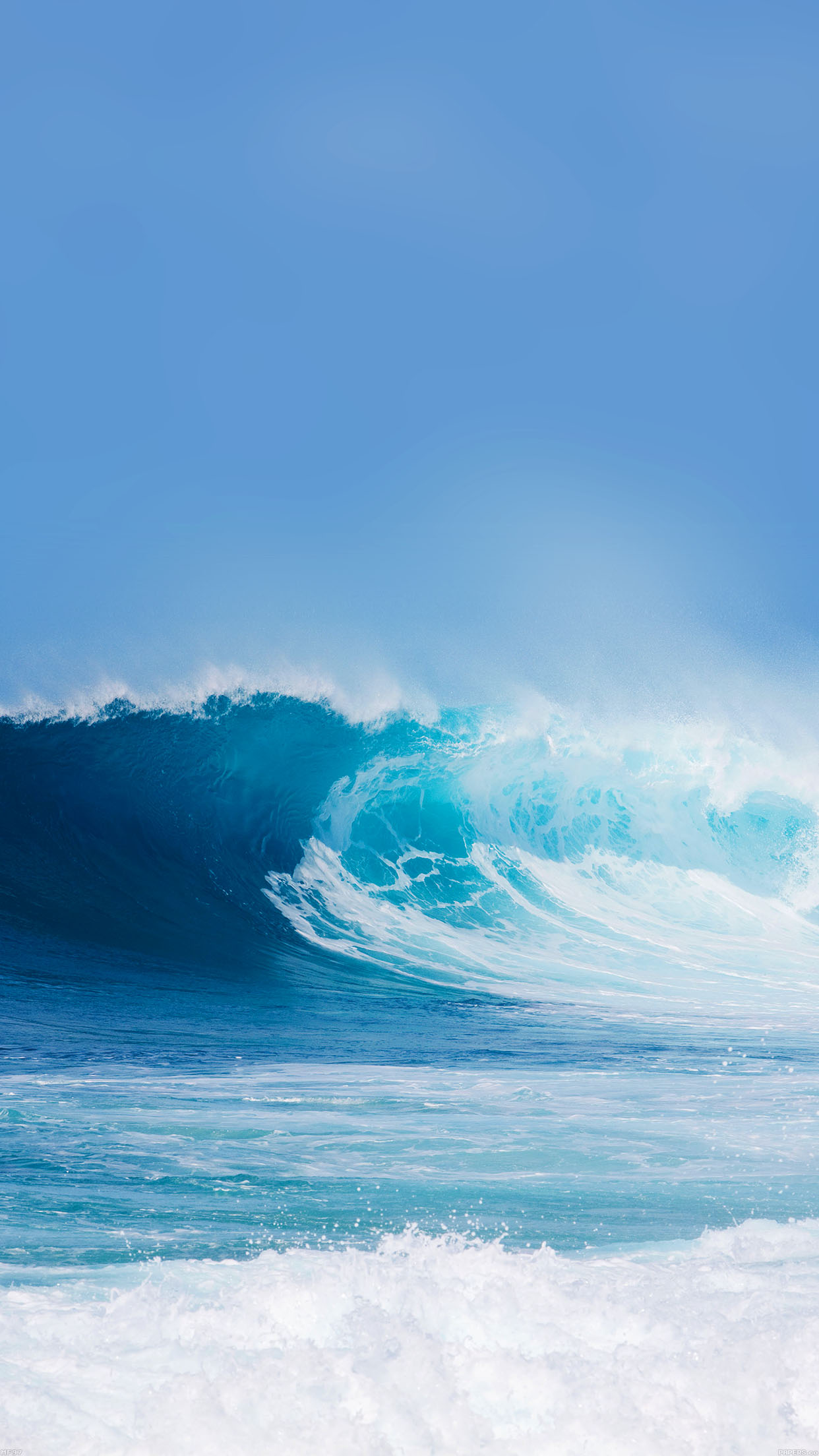 mf97-breaking-wave-ocean-sea-day-nature - Papers.co
