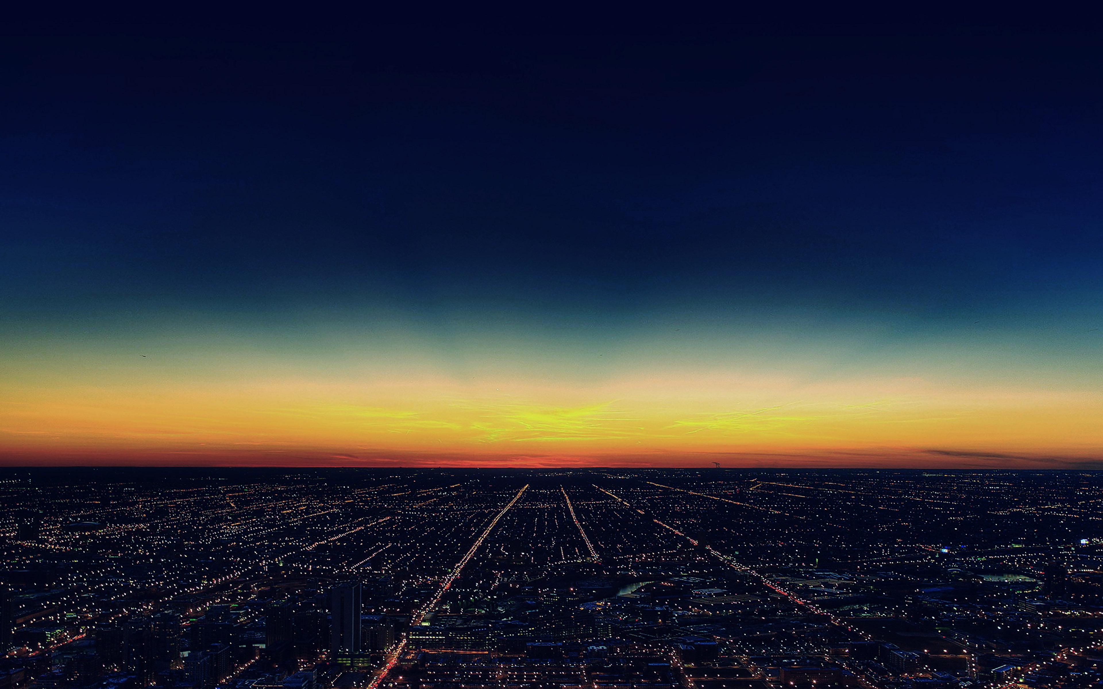 mg31-night-sky-flying-blue-sunset-city-wallpaper