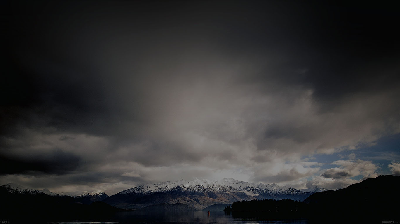 desktop-wallpaper-laptop-mac-macbook-airmg34-lake-dark-mountain-and-sky-nature-wallpaper