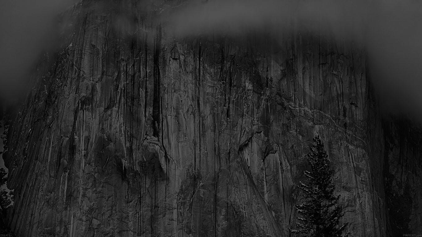 wallpaper for desktop, laptop | mg49-os-x-yosemite-black-wallpaper-apple