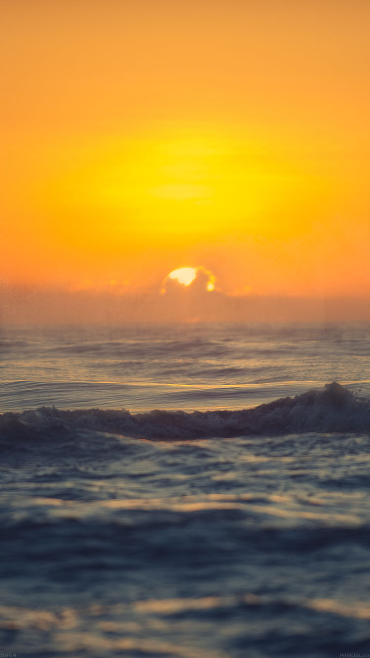 iPhone6papers.co-Apple-iPhone-6-iphone6-plus-wallpaper-mg50-sea-spray-sunset-ocean-water-nature