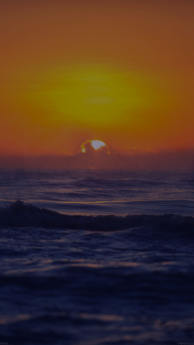 iPhone6papers.co-Apple-iPhone-6-iphone6-plus-wallpaper-mg51-sea-spray-dark-sunset-ocean-water-nature