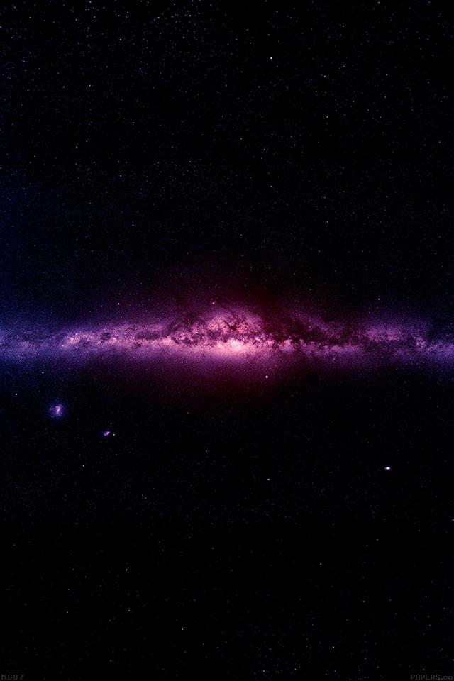 Mg87 space galaxy love in my hand stars milky way - 2 hand love wallpaper ...
