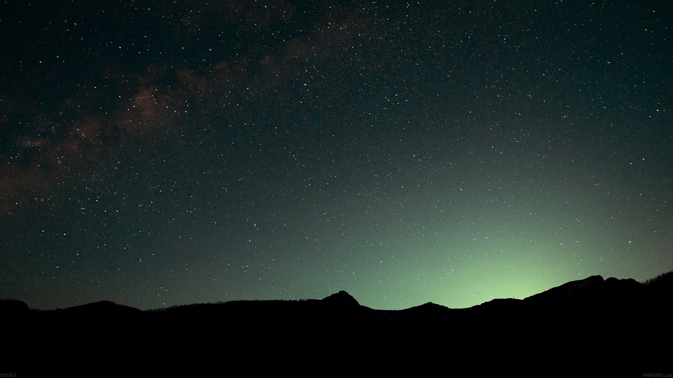 iPapers.co-Apple-iPhone-iPad-Macbook-iMac-wallpaper-mg93-night-sky-green-wide-mountain-star-shining-nature-wallpaper