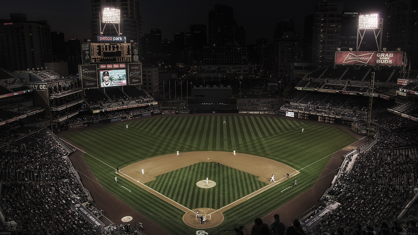desktop-wallpaper-laptop-mac-macbook-airmh08-petco-park-mlb-stadium-sports-life-dark-wallpaper