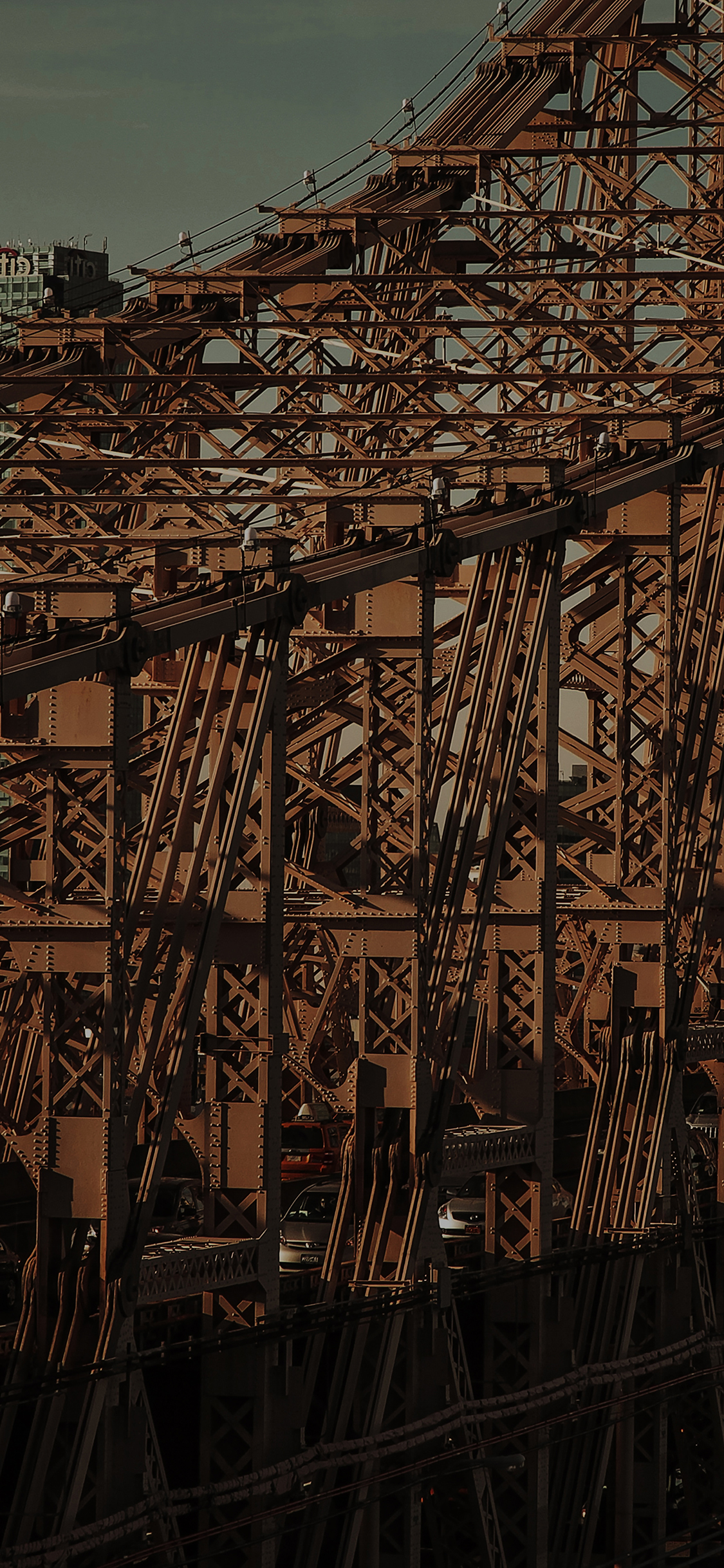 iPhoneXpapers.com-Apple-iPhone-wallpaper-mh25-urban-bridge-dark-cityscape-view