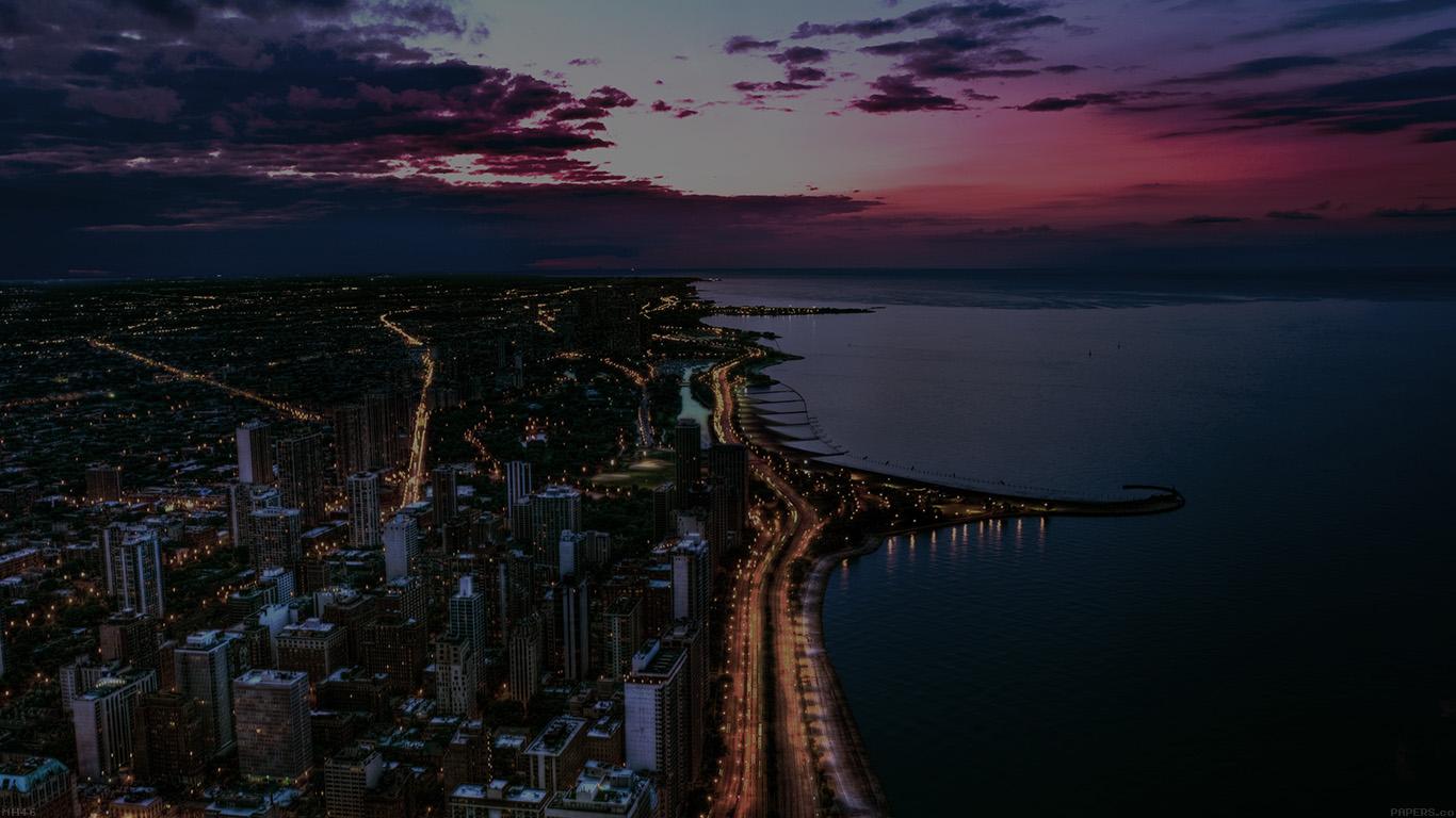 desktop-wallpaper-laptop-mac-macbook-airmh46-chicago-city-night-sky-view-scape-dark-ocean-beach-wallpaper