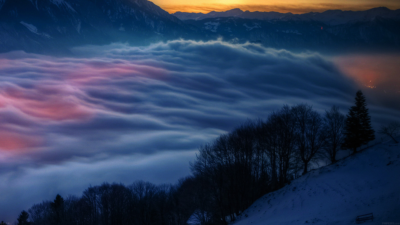 mh63-smoky-foggy-mountain-sunrise-from-sky-nature - Papers.co