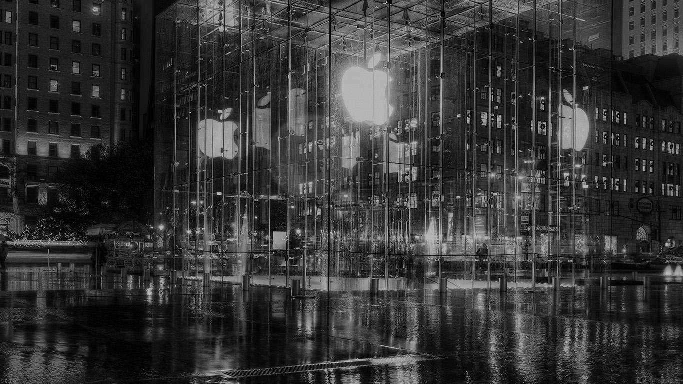 desktop-wallpaper-laptop-mac-macbook-airmh74-raining-apple-store-newyork-at-night-dark-wallpaper