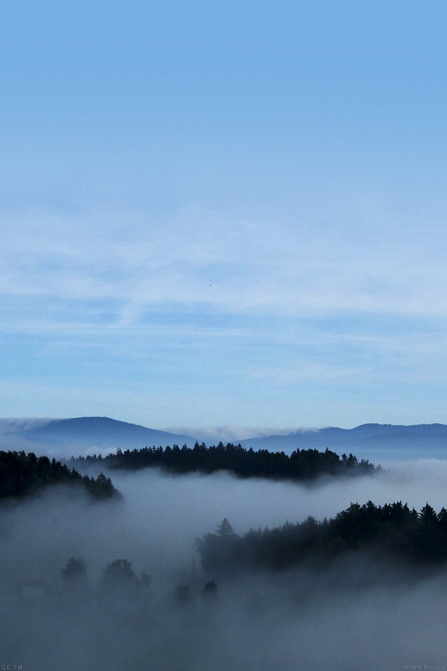 freeios7.com-iphone-4-iphone-5-ios7-wallpapermi02-mist-earth-mountain-fog-iphone4