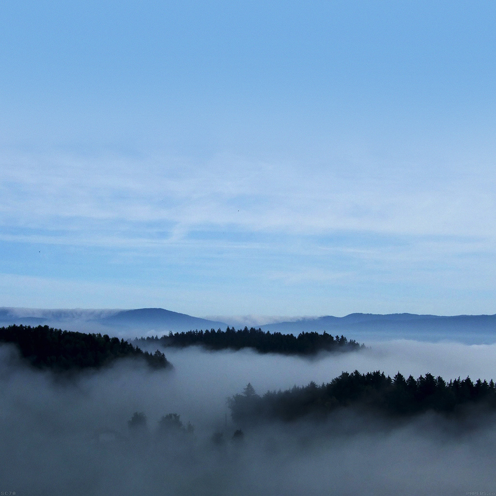 android-wallpaper-mi02-mist-earth-mountain-fog-wallpaper