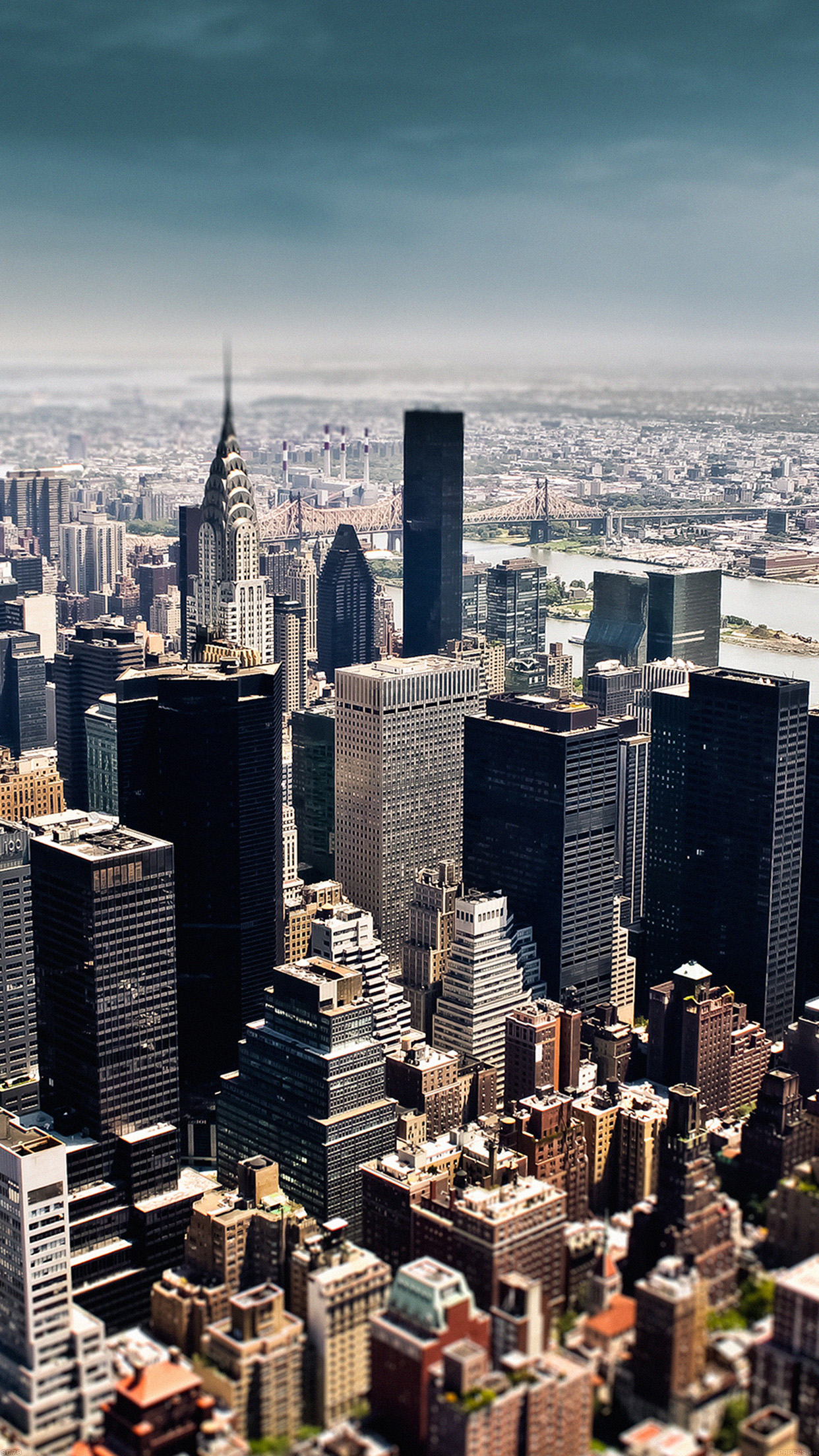 Mi03 New York Sky Tilt Shift City Papers Co